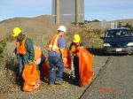 SDS Litter Abatement Crew Solano County